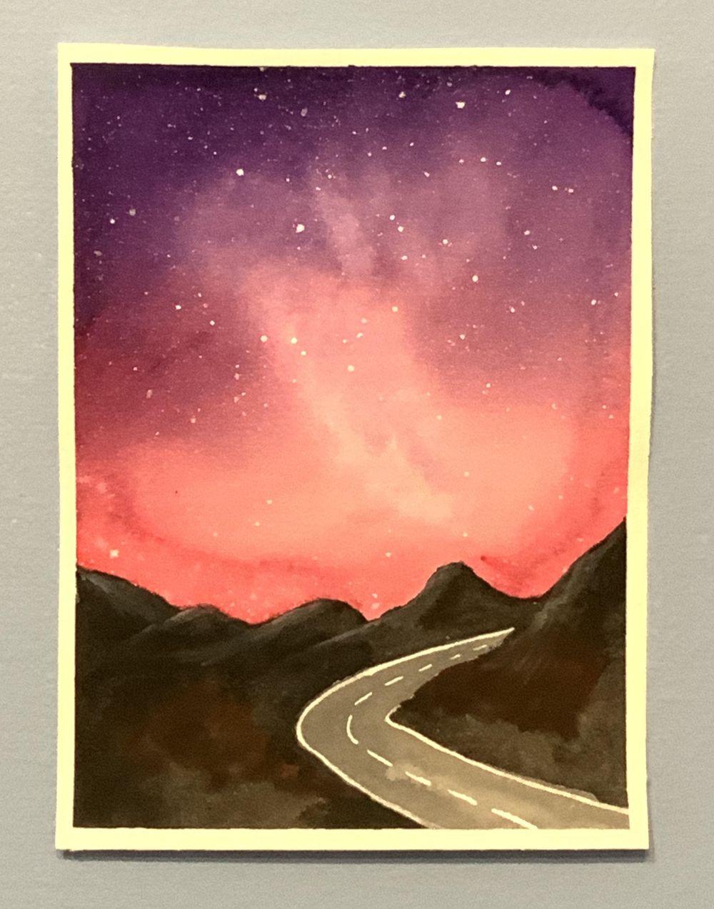 5 beautiful night skies - image 3 - student project