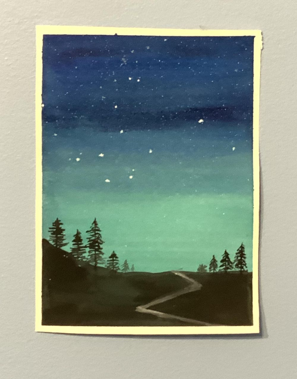 5 beautiful night skies - image 2 - student project