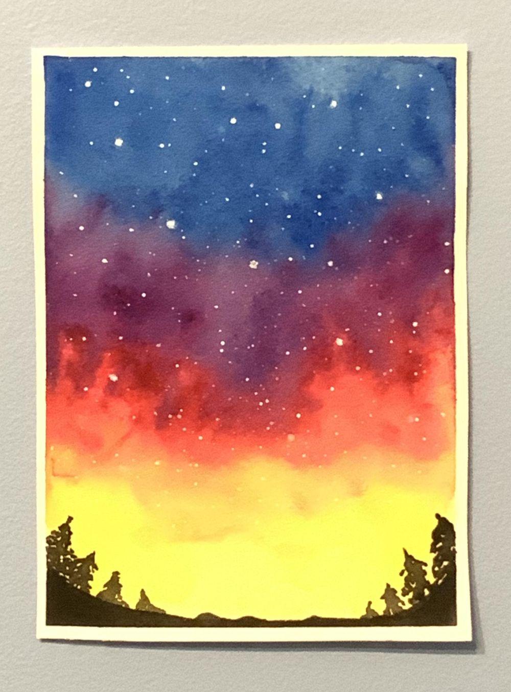 5 beautiful night skies - image 4 - student project