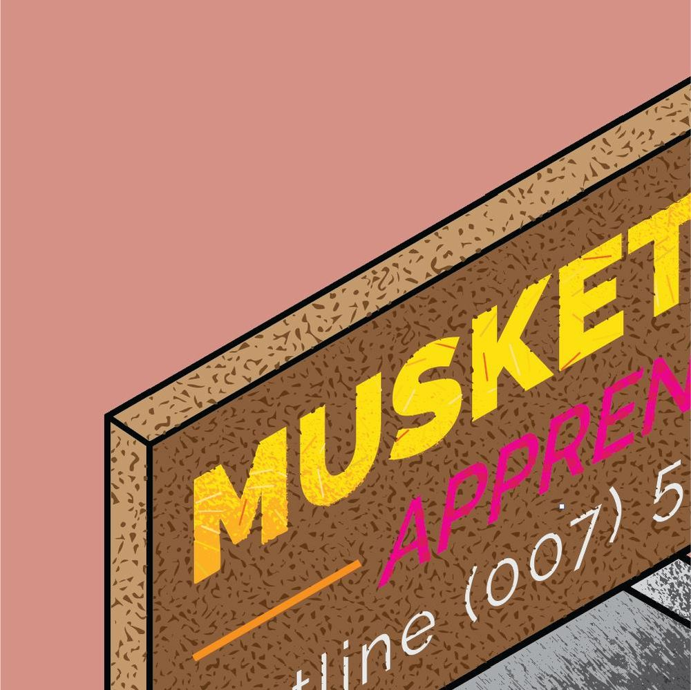 The Musketon Apprentice - image 4 - student project