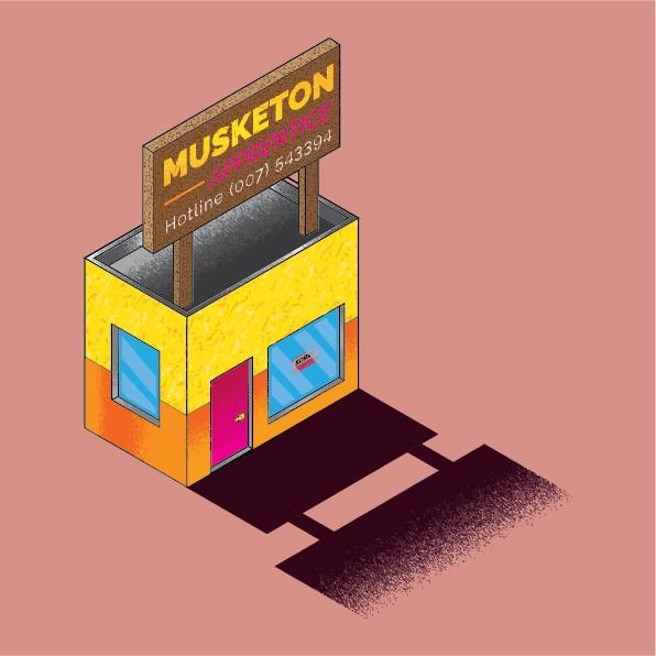 The Musketon Apprentice - image 1 - student project