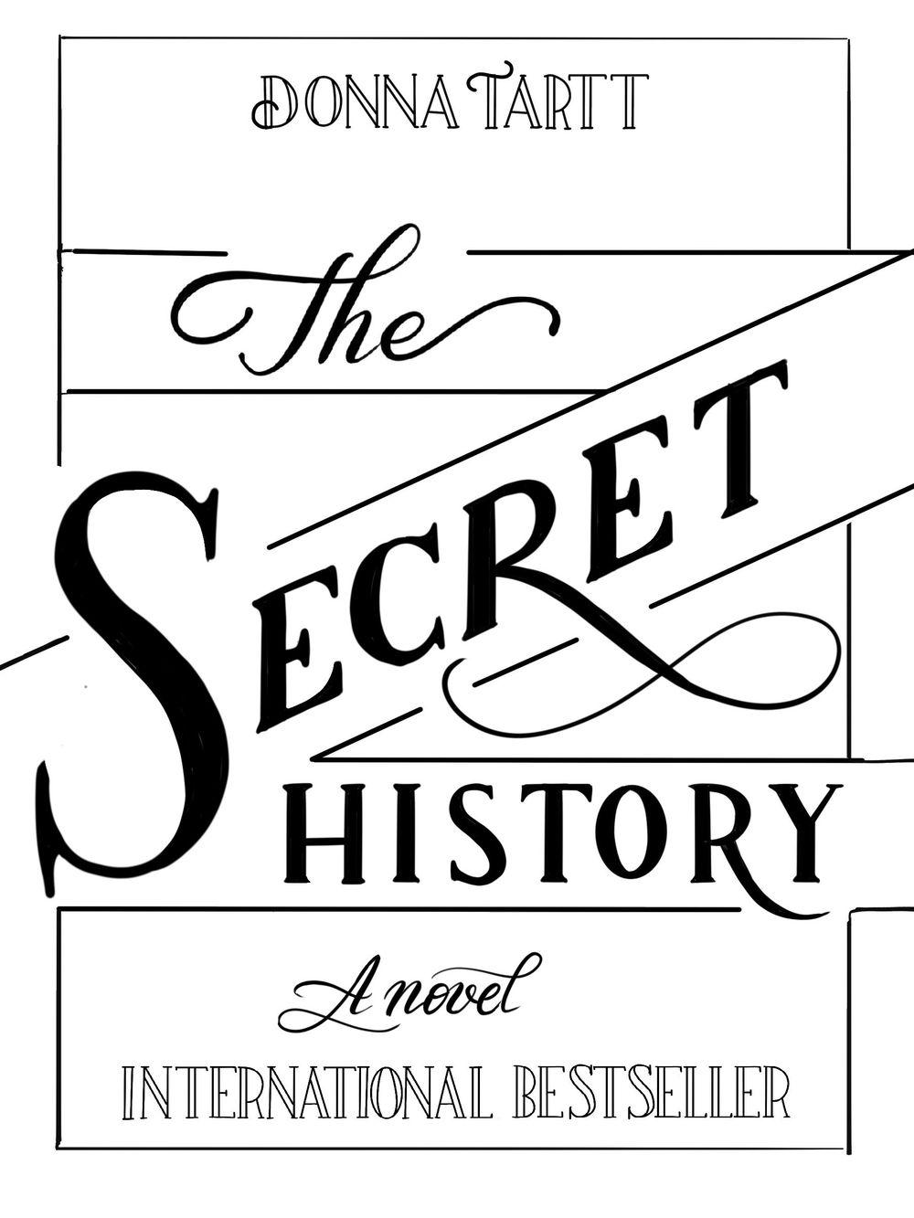 Donna Tartt - The secret history - image 5 - student project