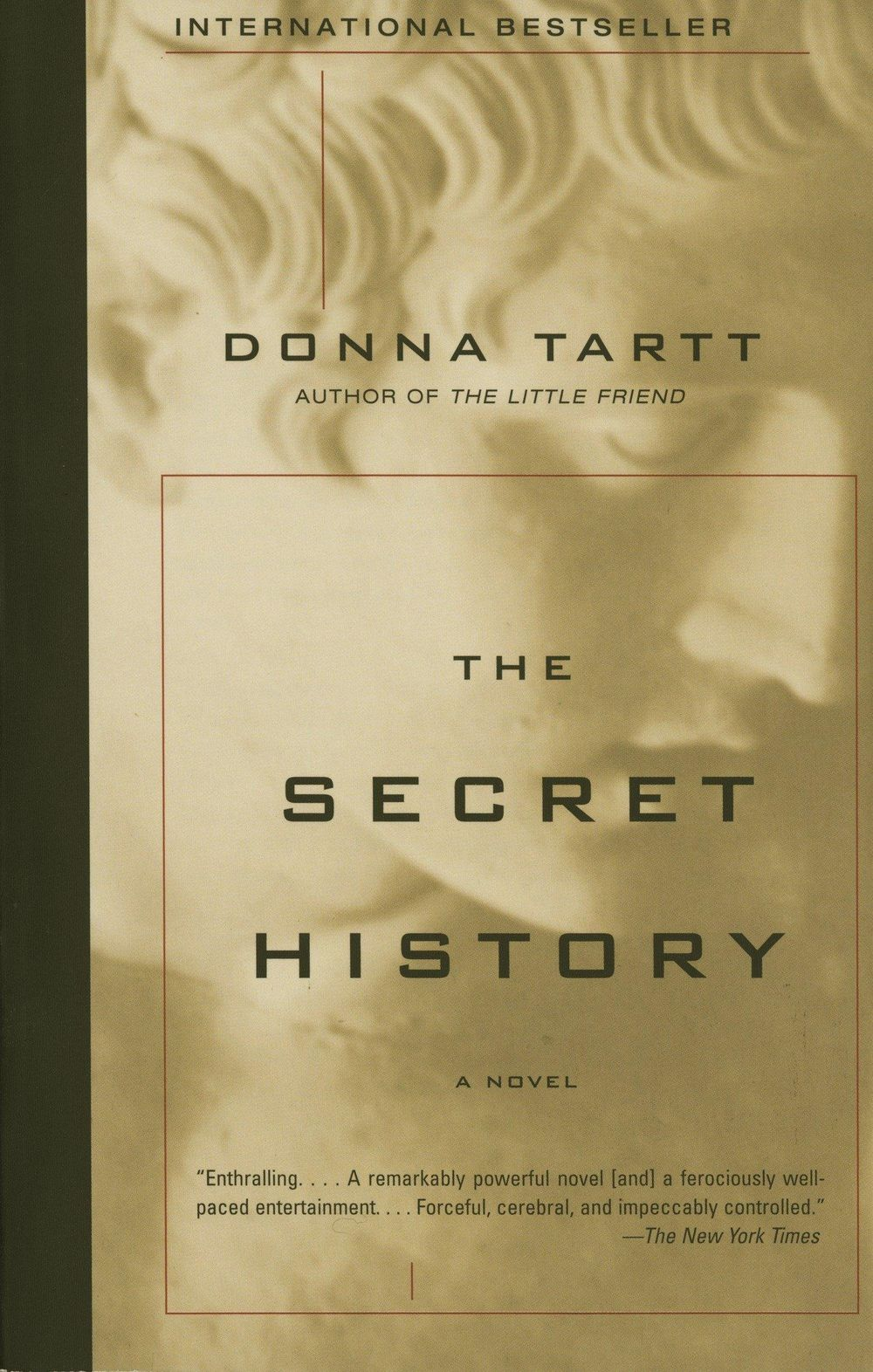 Donna Tartt - The secret history - image 1 - student project