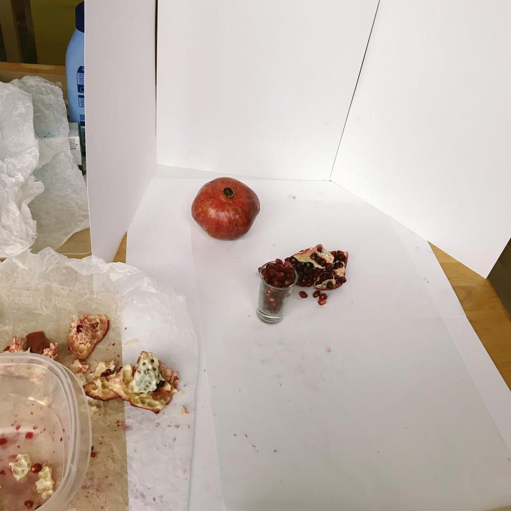 Pomegranate - Still Life - image 7 - student project