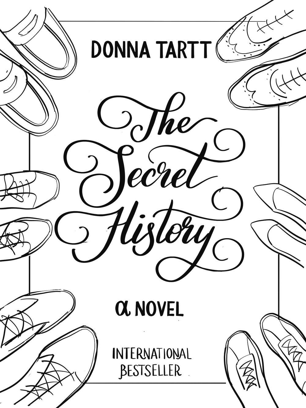 Donna Tartt - The secret history - image 6 - student project
