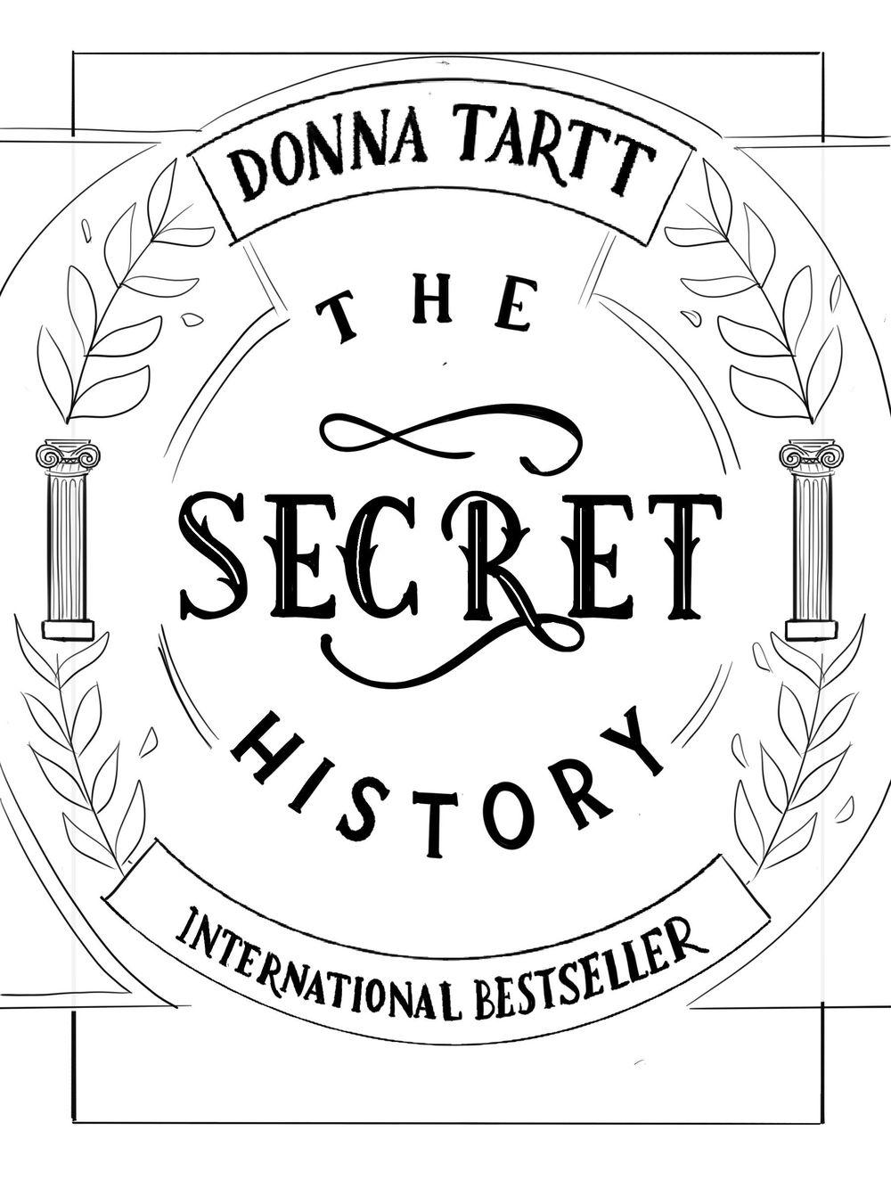 Donna Tartt - The secret history - image 7 - student project