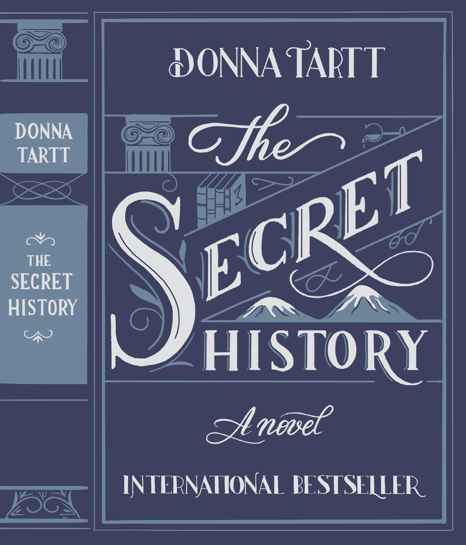 Donna Tartt - The secret history - image 10 - student project