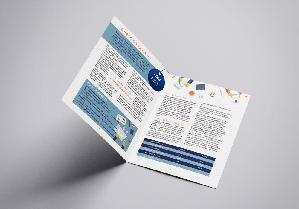 InDesign Practice - image 3 - student project