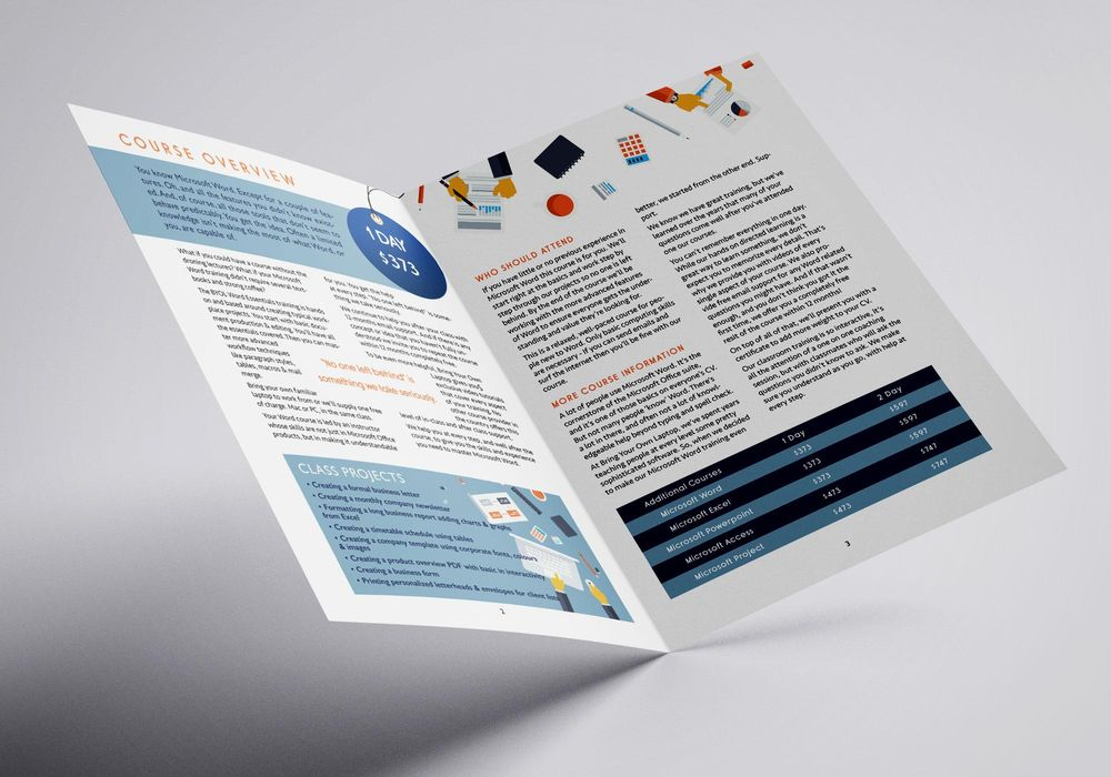 InDesign Practice - image 2 - student project