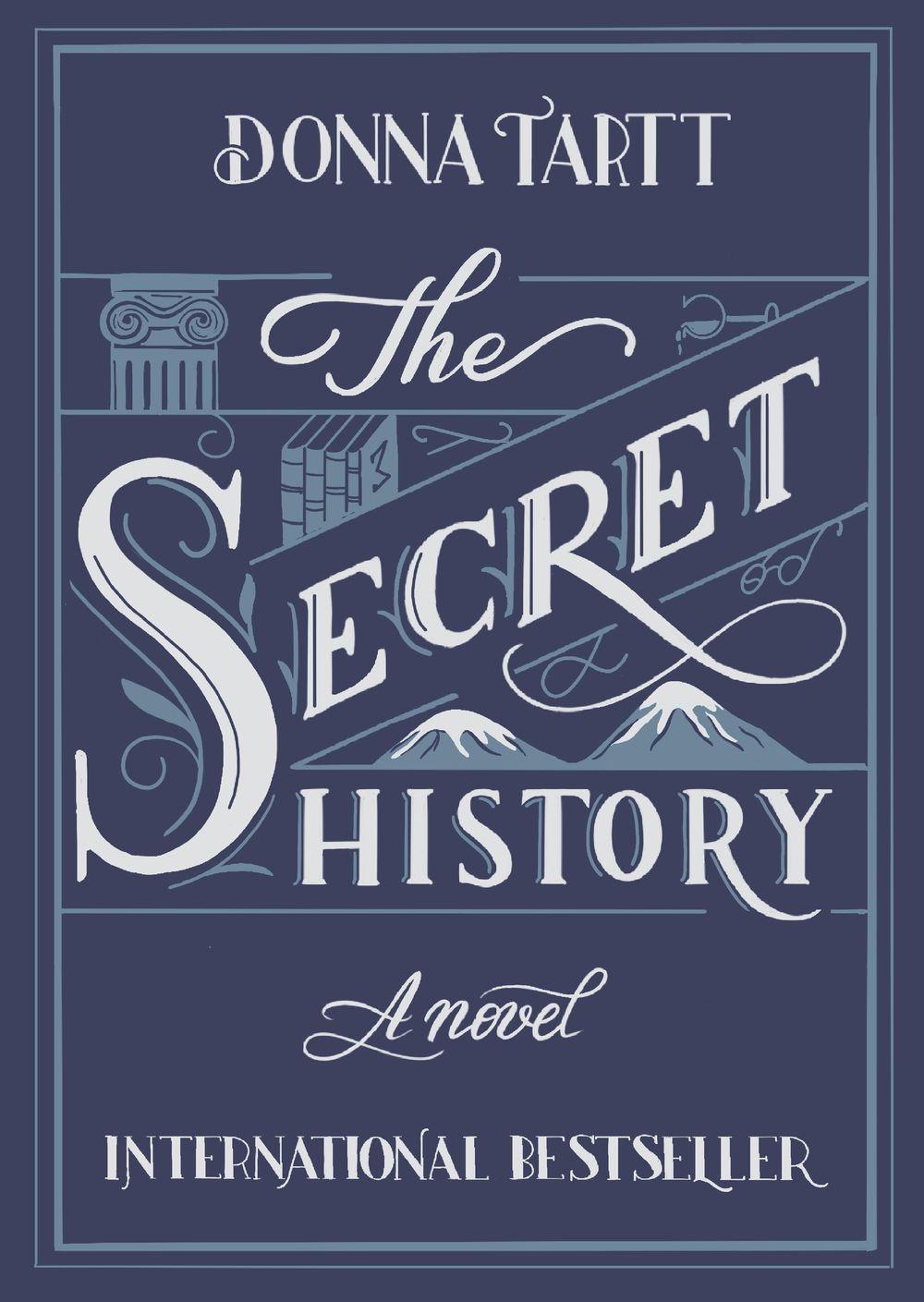 Donna Tartt - The secret history - image 8 - student project