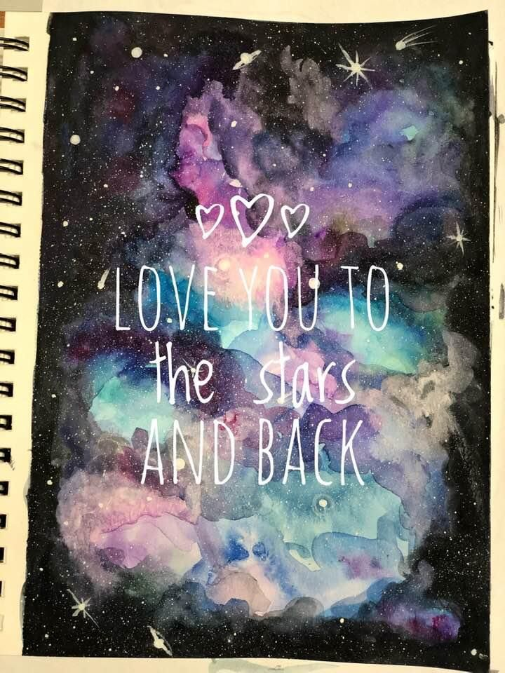 Love you to the stars and back - image 1 - student project
