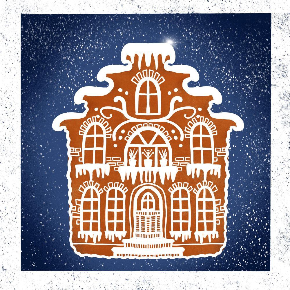 Winter and Christmas daily art - image 7 - student project