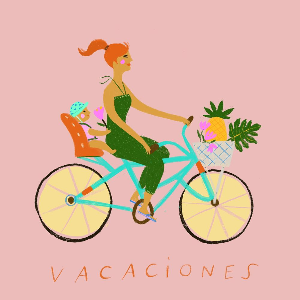 Vacation time - image 1 - student project