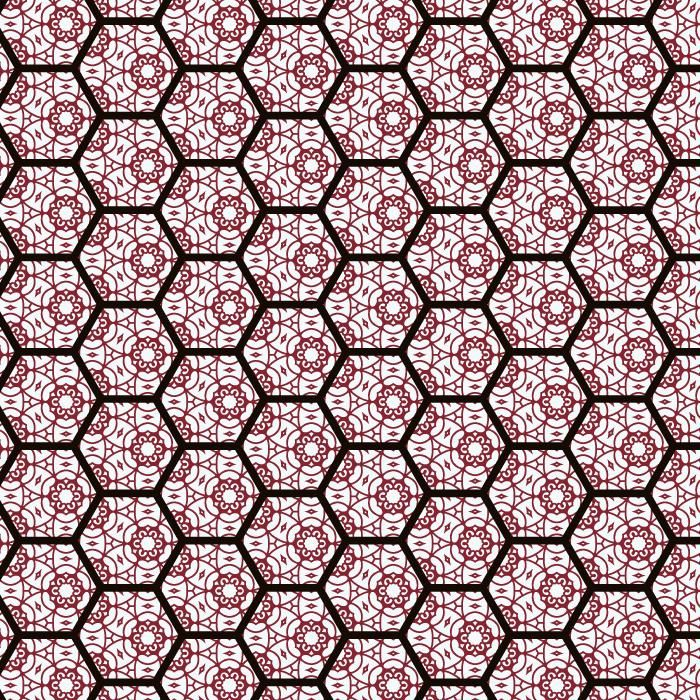 Hexagon Pattern - image 1 - student project