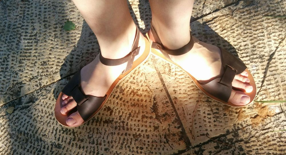 My Brown Sandals - image 1 - student project