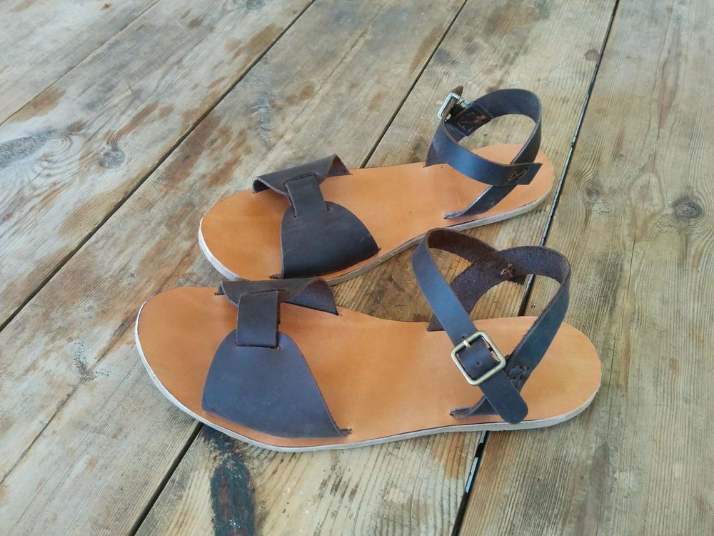 My Brown Sandals - image 5 - student project