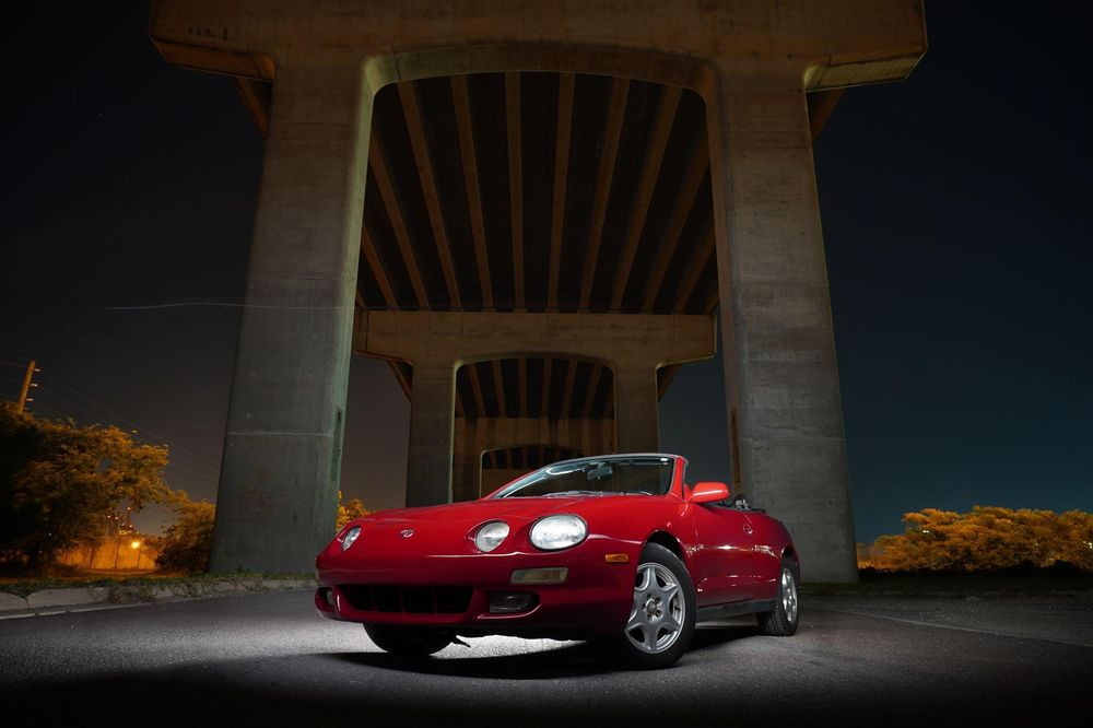 '91 Celica - image 1 - student project