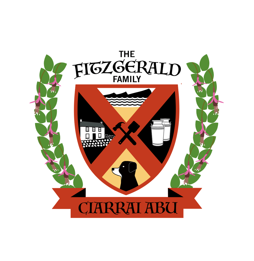 Fitzgerald Family Crest - image 1 - student project