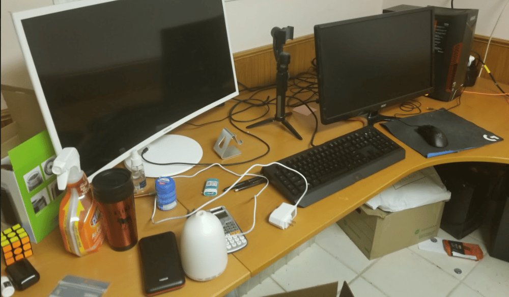 The workspace thing - image 1 - student project