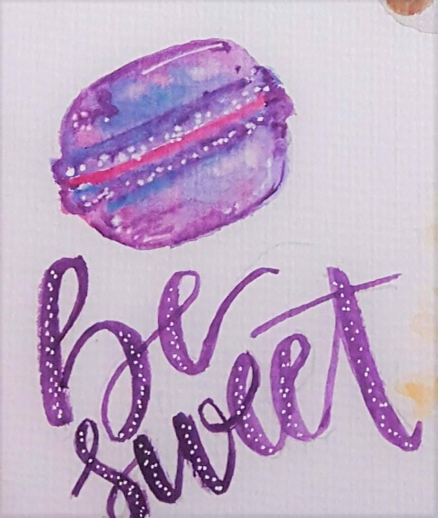 Be sweet!!! - image 1 - student project