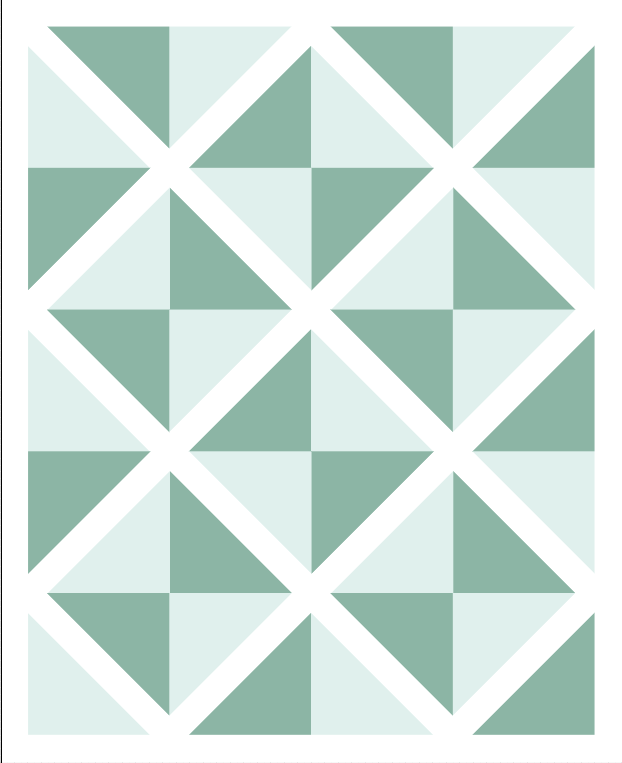Baby quilt - image 1 - student project