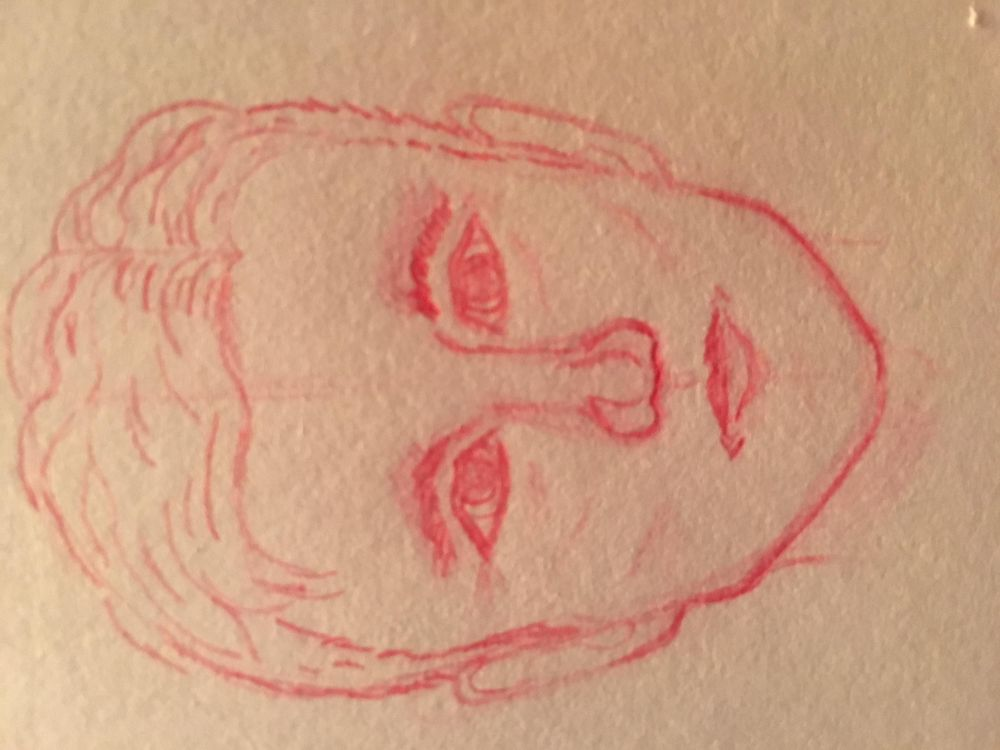 Masculine Face - image 2 - student project
