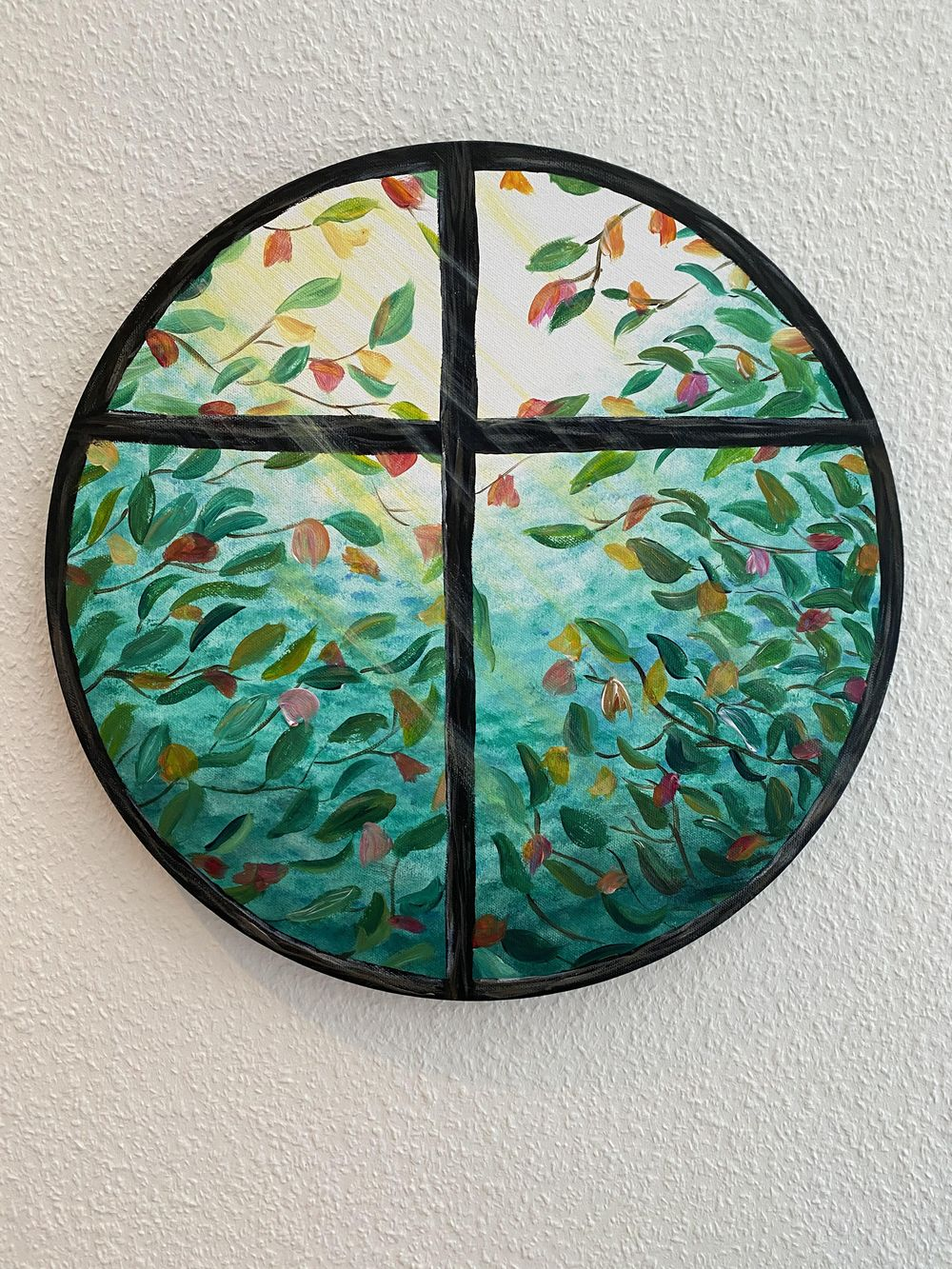 Round window - image 2 - student project