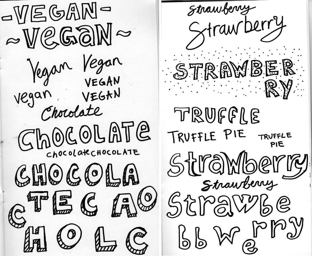 Chocolate Strawberry Truffle Pie - image 4 - student project