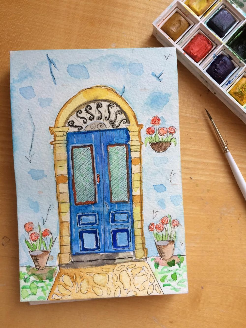 My doors - image 1 - student project