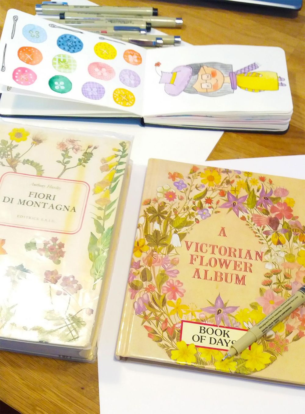 Workshop Project: Watercolor and Floral Illustrations and Final Project Prompts - image 16 - student project