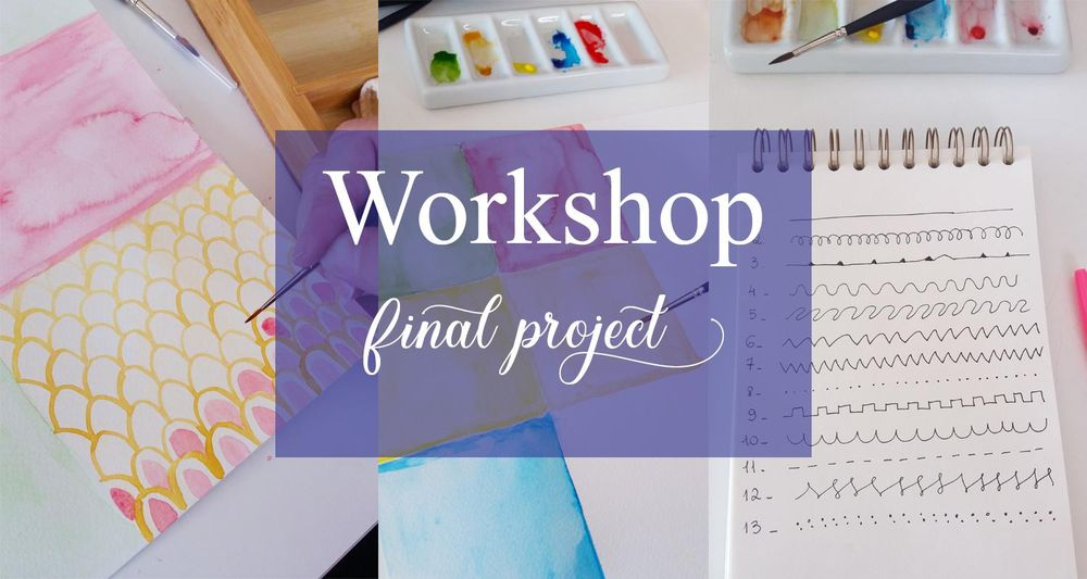 Workshop Project: Watercolor and Floral Illustrations and Final Project Prompts - image 31 - student project