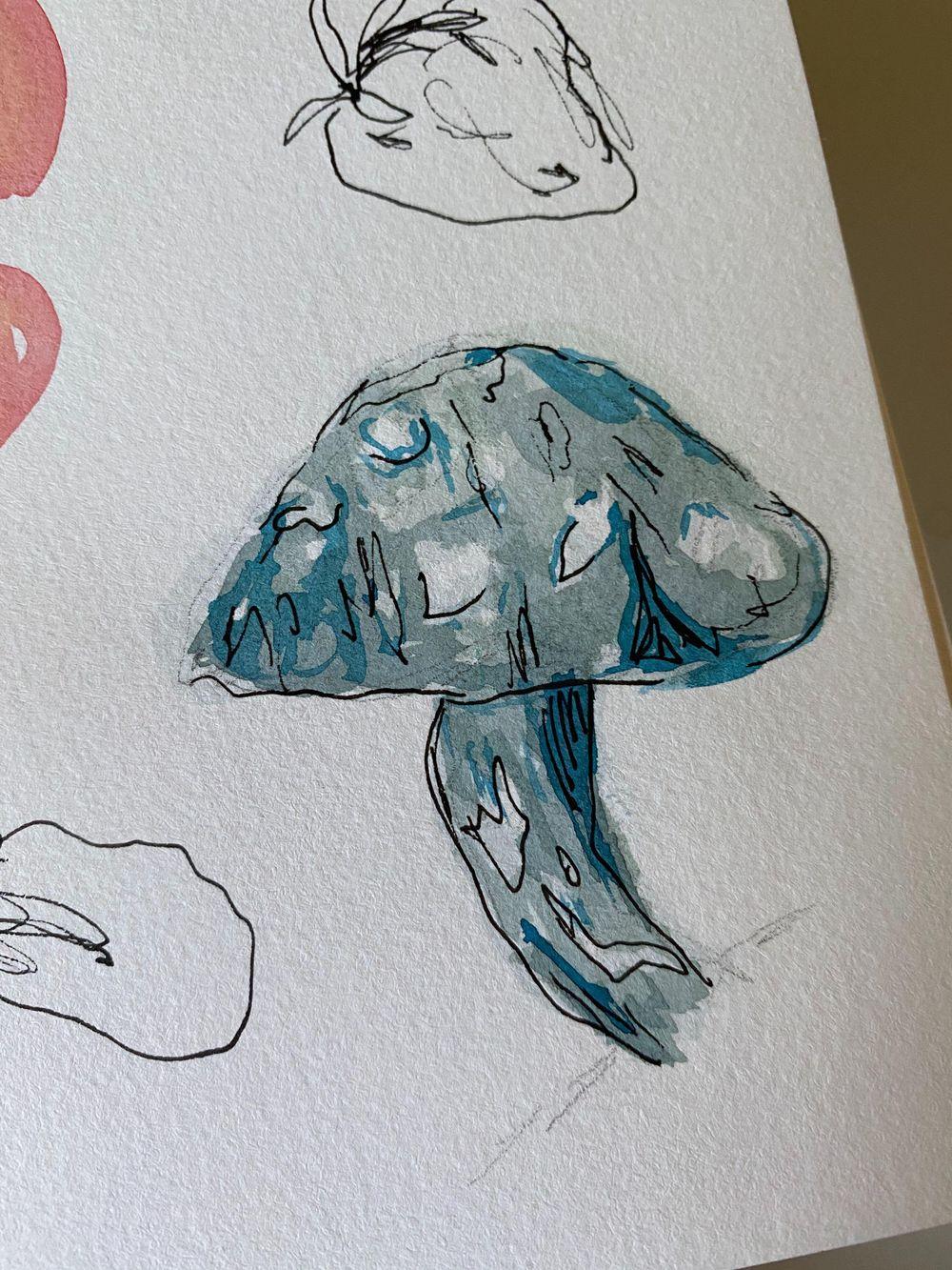mushrooms! - image 3 - student project