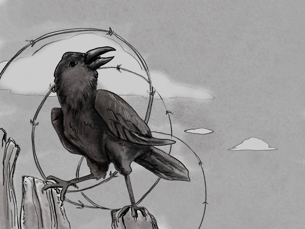 Ink and shadow wip - image 1 - student project