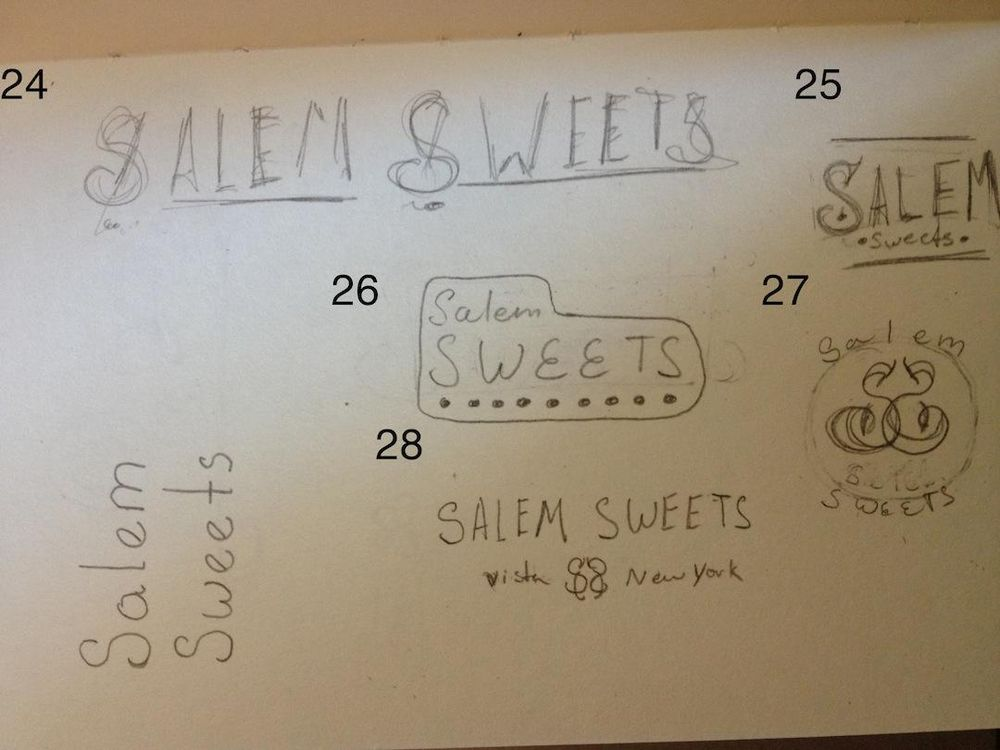 Salem Sweets - image 19 - student project