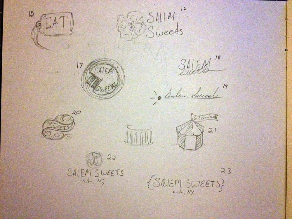 Salem Sweets - image 18 - student project
