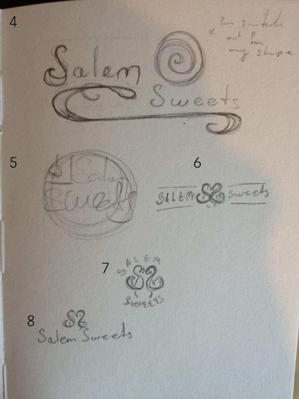 Salem Sweets - image 15 - student project