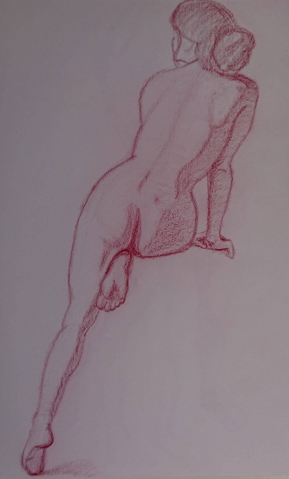 Gesture and the stuff I learned! - image 2 - student project