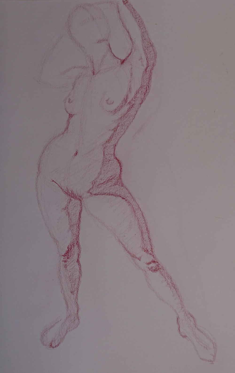 Gesture and the stuff I learned! - image 1 - student project