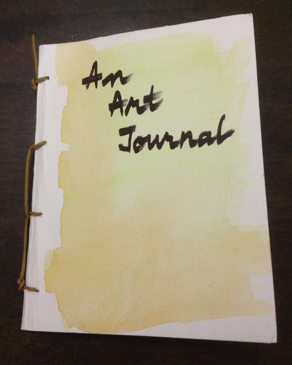 An Art Journal - image 1 - student project