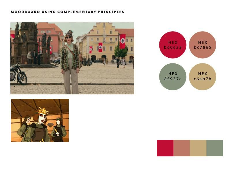 Moodboard - image 3 - student project