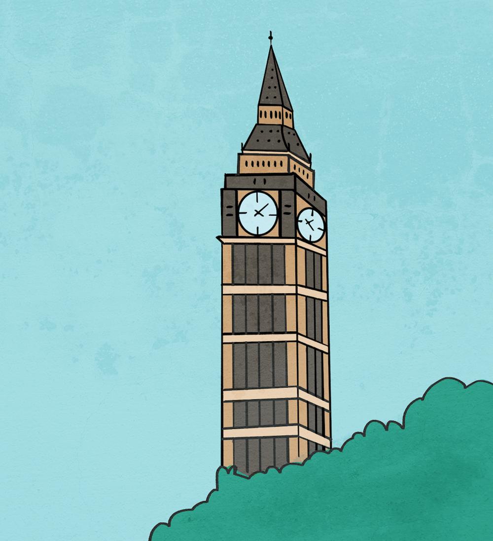 Big Ben - image 1 - student project