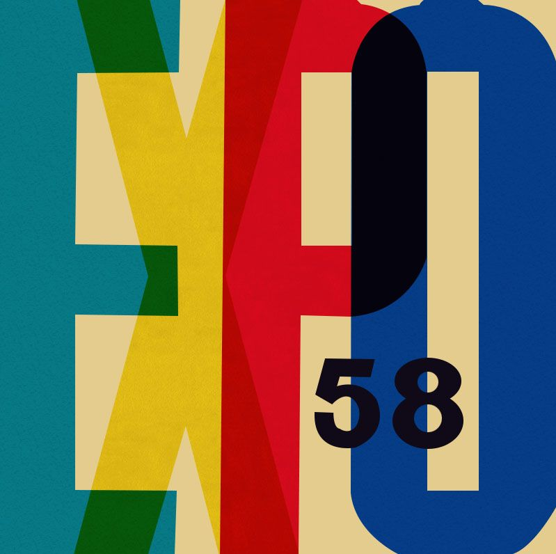 Expo 58 - image 2 - student project