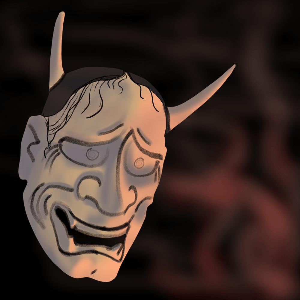 Henya mask - image 1 - student project