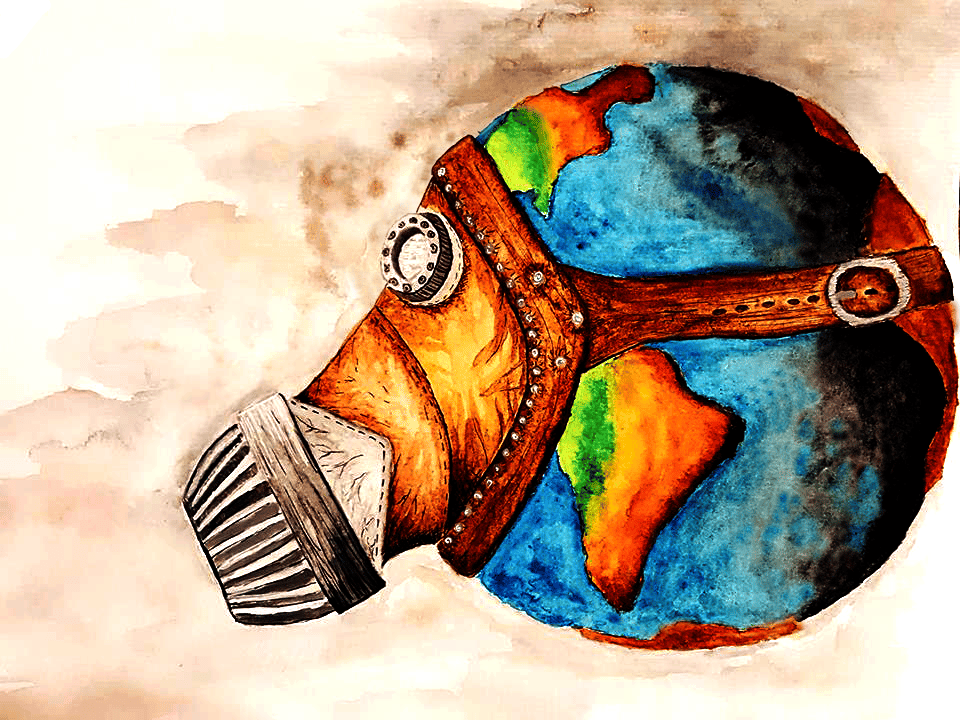 Pollution - image 2 - student project