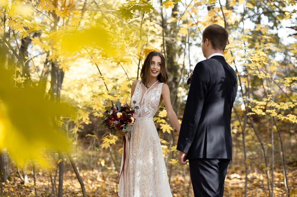 Autumn Wedding - image 1 - student project