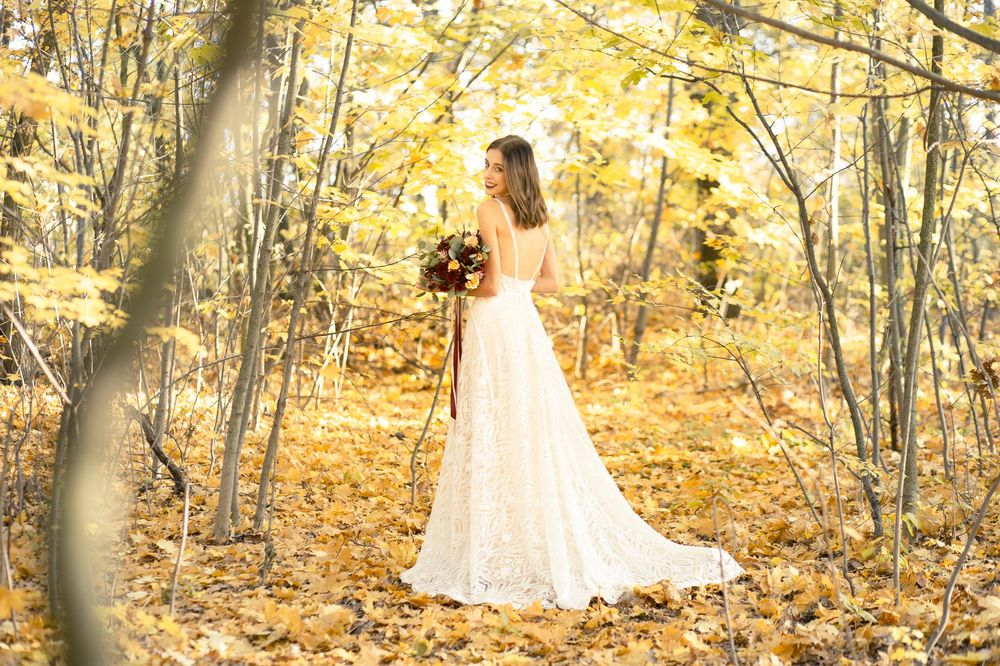 Autumn Wedding - image 3 - student project