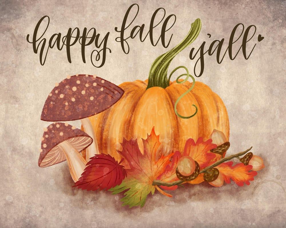 Fall Pumpkin - image 1 - student project