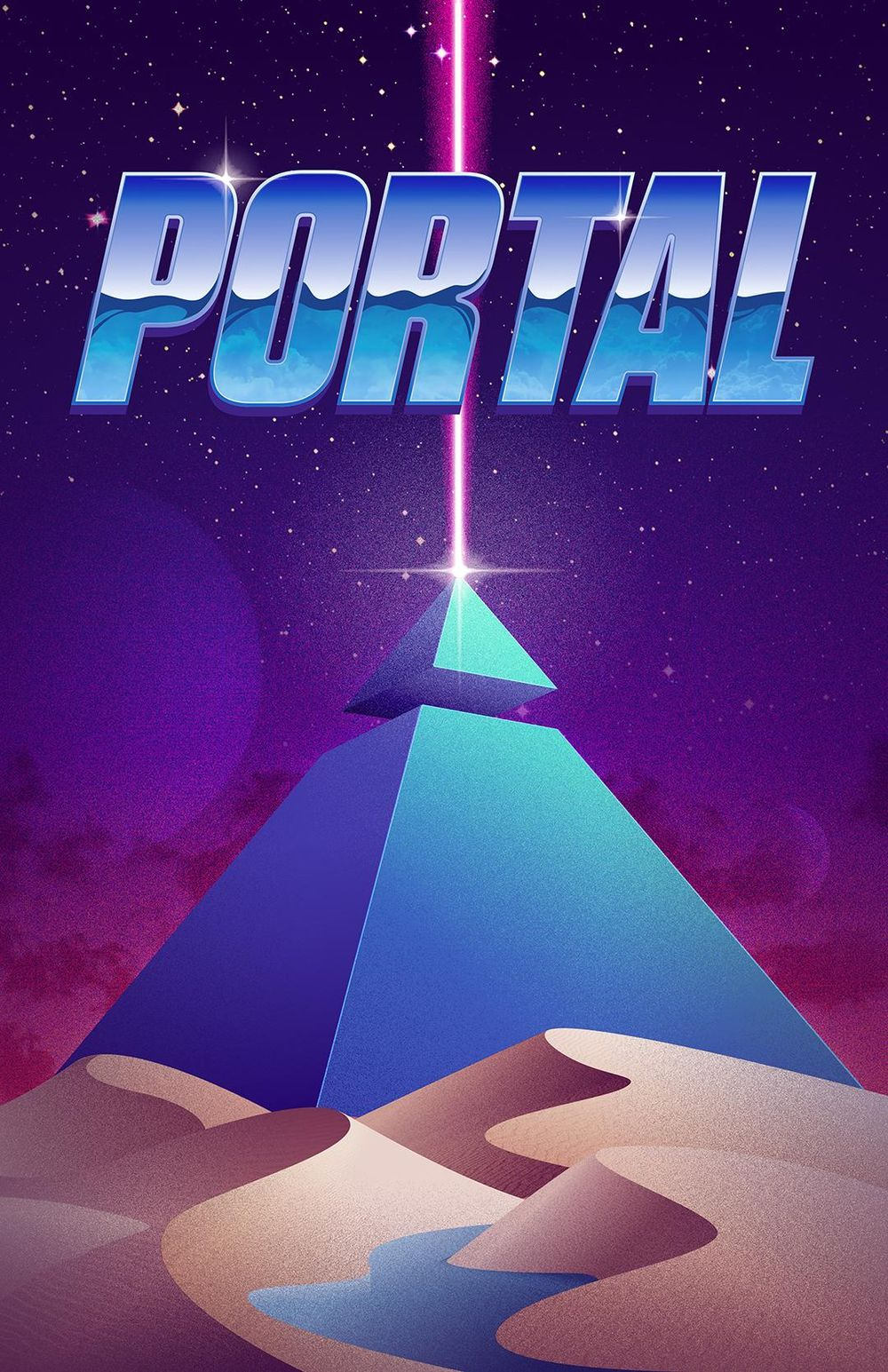 The Portal - image 1 - student project