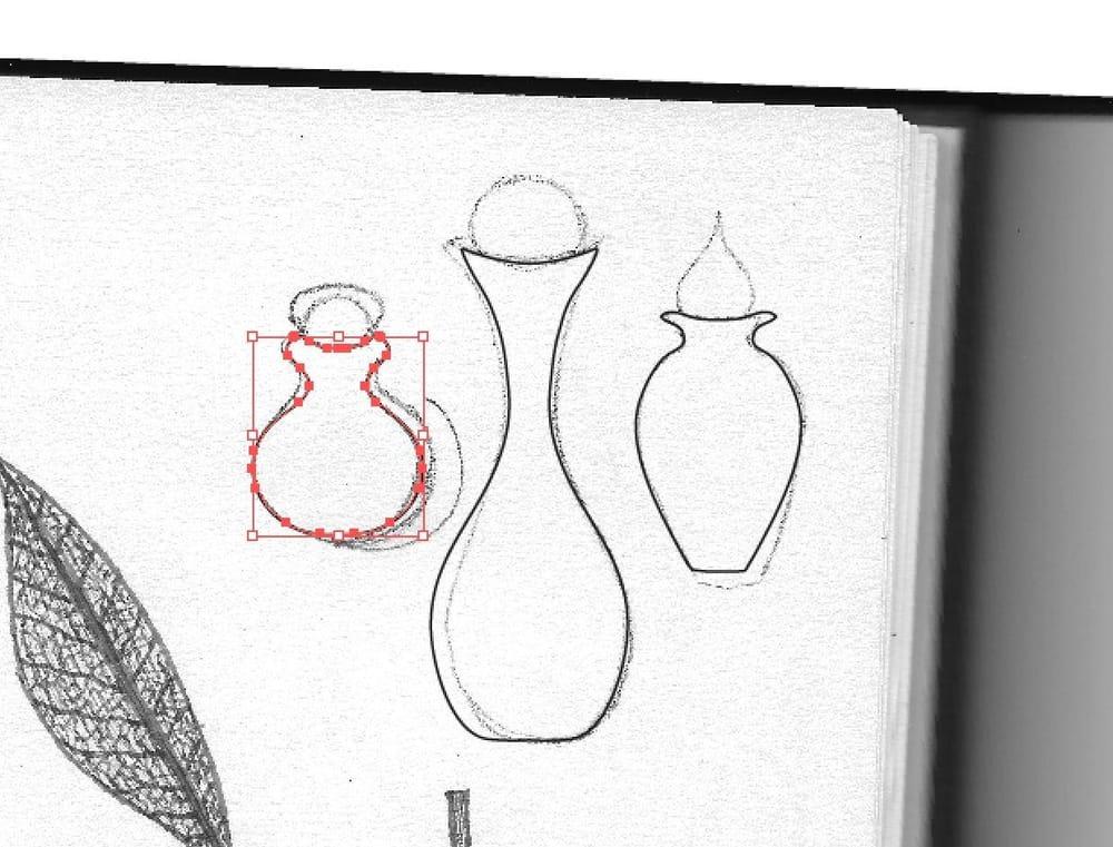 Little Potion Bottles - image 1 - student project