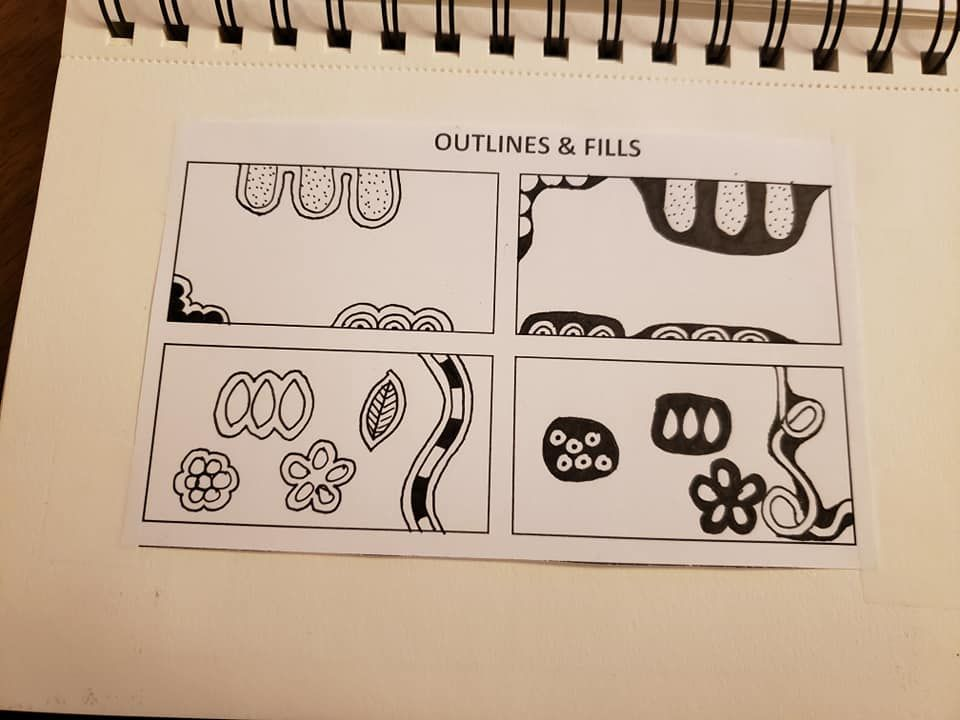 Just Doodling... - image 8 - student project